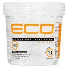 ECO STYLER Extra hold styling gel 473 ml (Krystal)