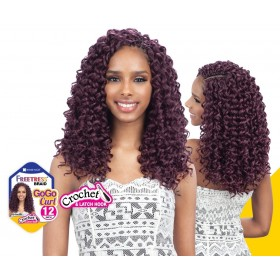FREETRESS natte GOGO CURL 12""