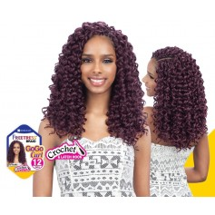 "FREETRESS natte GOGO CURL 12"" courte"