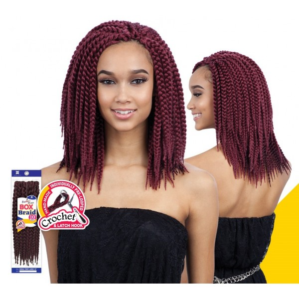 FREETRESS natte BOX BRAID 10""