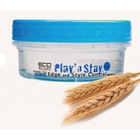 ECO STYLER Gel coiffant EDGE Protéines de Blé 90ml (Play'N Stay)