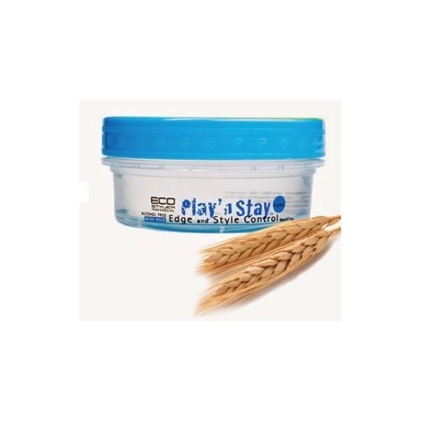 ECO STYLER Gel coiffant EDGE Protéines de Blé 90ml (Play'N Stay)