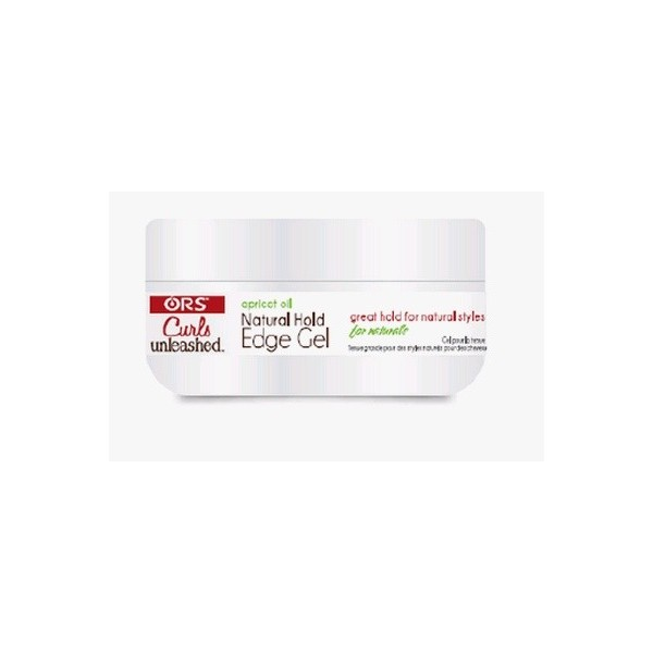 ORGANIC ROOT STIMULATOR ORS Gel tenue naturelle EDGE Abricot 113g (Curls Unleashed)