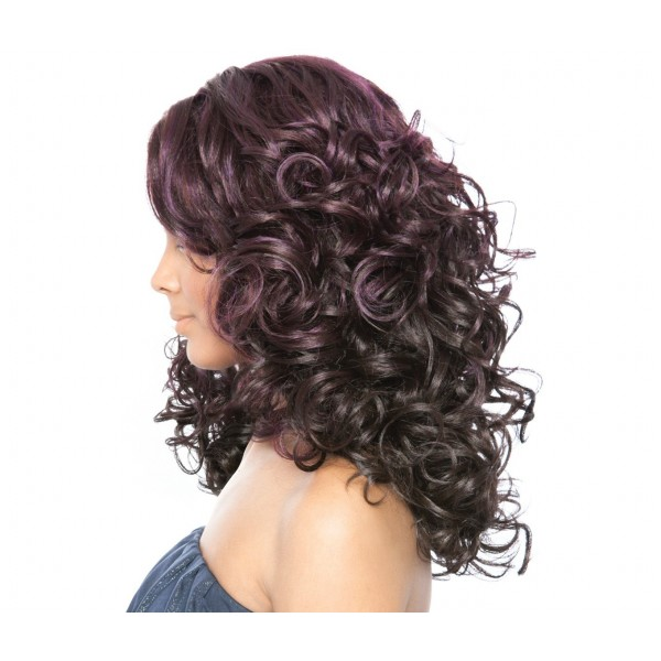 ISIS, perruque LAVENDER RCP757 (Lace Front)