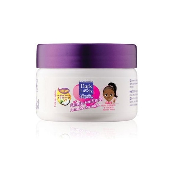 DARK & LOVELY KIDS Pommade nourrissante pour enfants 125ml (Comfy Hairfood)