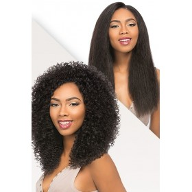 SENSAS tissage WET & WAVY BOHEMIAN PERUVIAN (Bare & Natural)