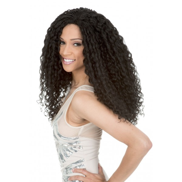 NEW BORN FREE perruque BOHEMIAN WAVE (Lace Front)