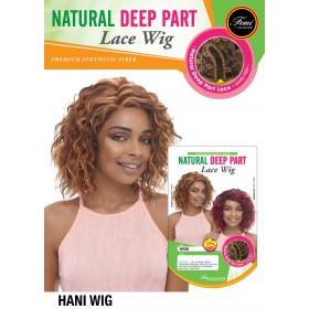 FEMI HANI wig (Natural Deep Part Lace)