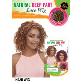 FEMI perruque HANI (Natural Deep Part Lace)