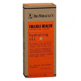 """DR MIRACLE'S Huile hydratante """"Follicle healer"""" 65ml"""