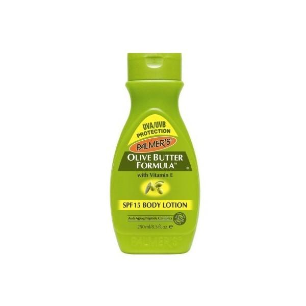 PALMER'S Lait nutritif corporel huile d'olive 250ml (Olive butter)