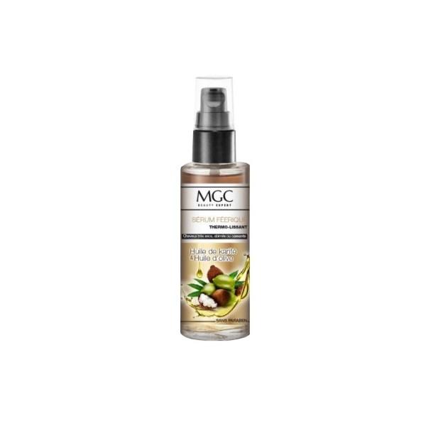 MGC Spray sérum anti-frizz KARITE & OLIVE 50 ml