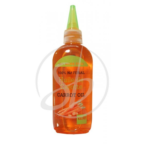YARI Huile de CAROTTE 100% NATURELLE 110ml (Carrot oil)