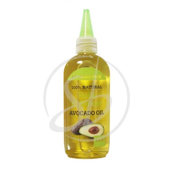 YARI Huile d'AVOCAT 100% NATURELLE 110 ml (Avocado Oil)