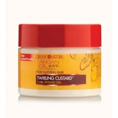 Gel pour boucles ARGAN 326 g (Twirling Custard)