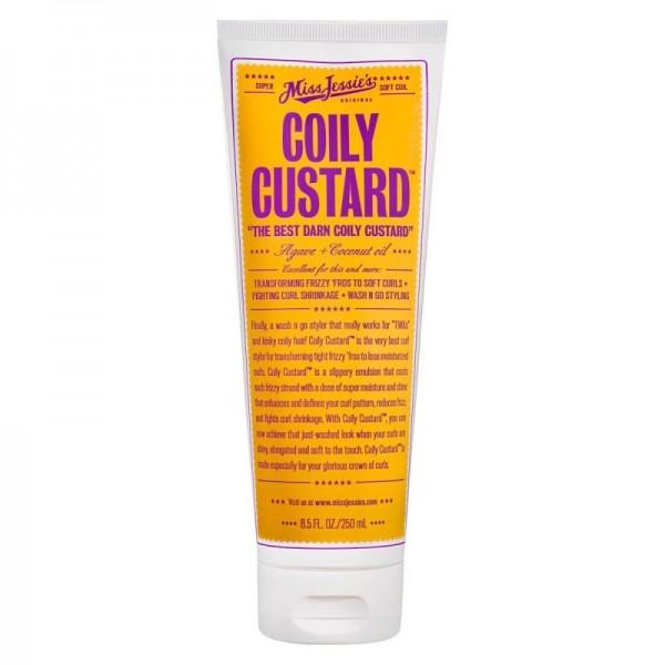 MISS JESSIE'S Crème d'élongation pour boucles 250 ml (Coily Custard)
