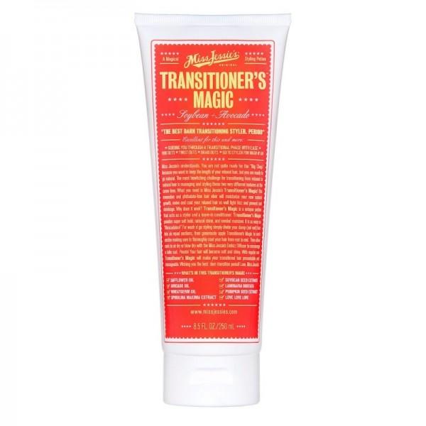 MISS JESSIE'S Crème pour transition défrisage 250 ml (Transitioner's magic)