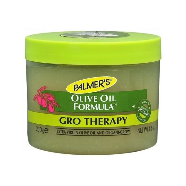 PALMER'S Baume thérapeutique à l'huile d'olive (Gro therapy) 250g