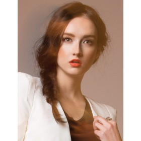 FOREVER YOUNG wig THE PHILO SIDE BRAID (Lace Front)