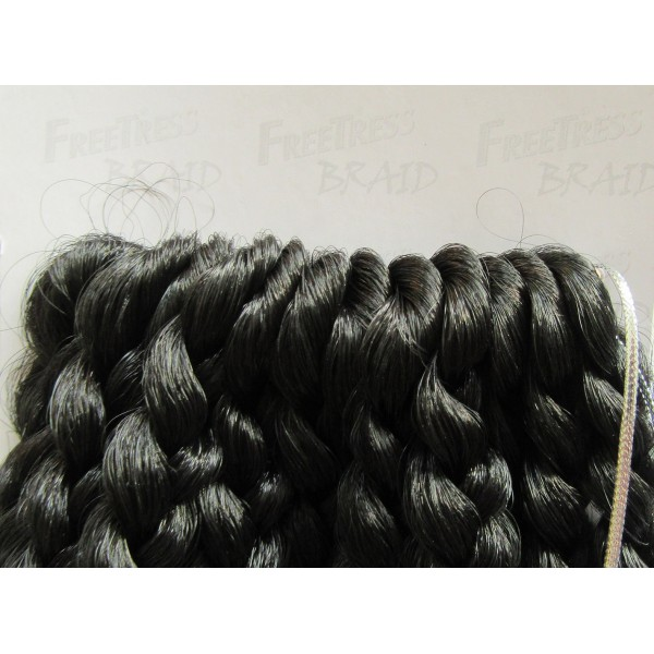 FREETRESS natte EPIC BOX BRAID 10""