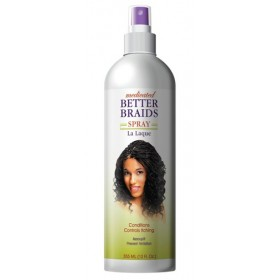 BETTER BRAIDS Spray assouplissant pour NATTES 355ml