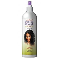 Spray assouplissant pour NATTES 355ml (La Laque)