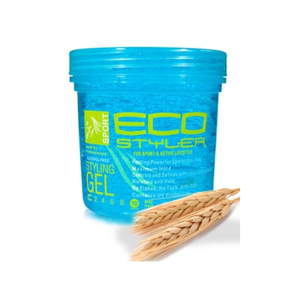 ECO STYLER Gel coiffant tenue extra 473ml (Sport)