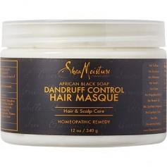 "Masque anti-pelliculaire African Black Soap ""Dandruff Control"" 340g"