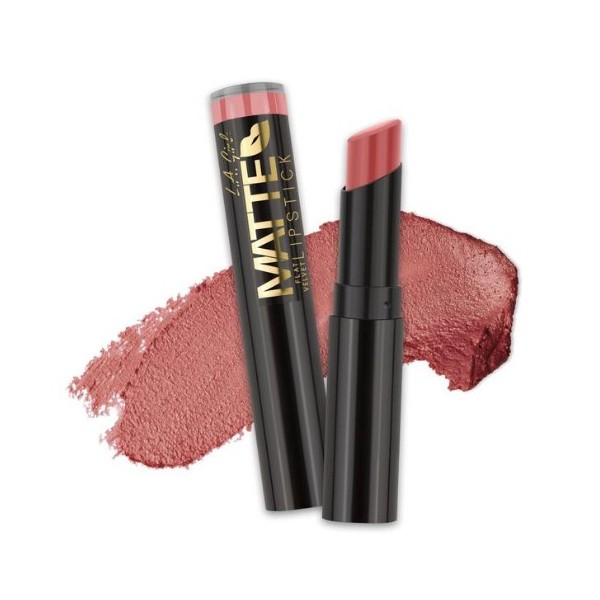 L.A GIRL Rouge à lèvres matte FLAT VELVET LIPSTICK 3g