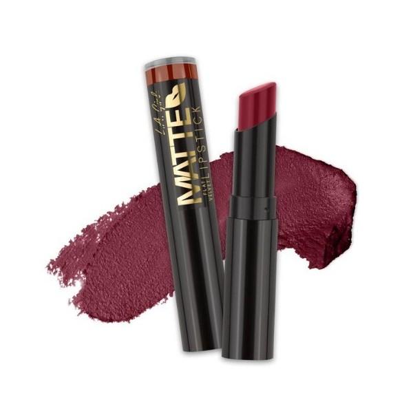 Rouge à lèvres matte FLAT VELVET LIPSTICK 3g