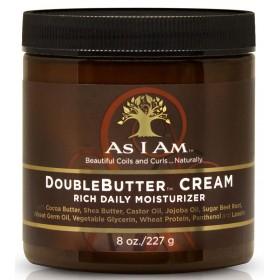 AS I AM DOUBLEBUTTER CREAM moisturizer 227g
