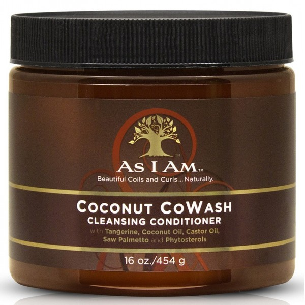 AS I AM Après-shampooing COCONUT CO-WASH 454g