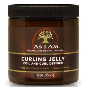 AS I AM ALOE VERA curl definition jelly 227g (CURLING JELLY)