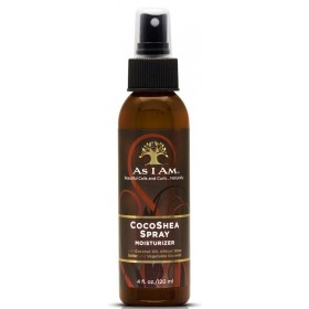 AS I AM Spray hydratant Coco & Karité cheveux bouclés COCOSHEA SPRAY 120ml
