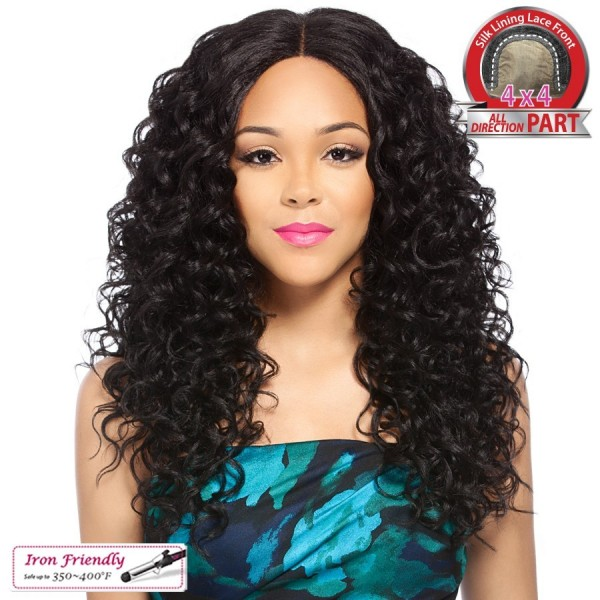 IT'S A WIG perruque SWISS LACE TEREZA (Silk Lining)