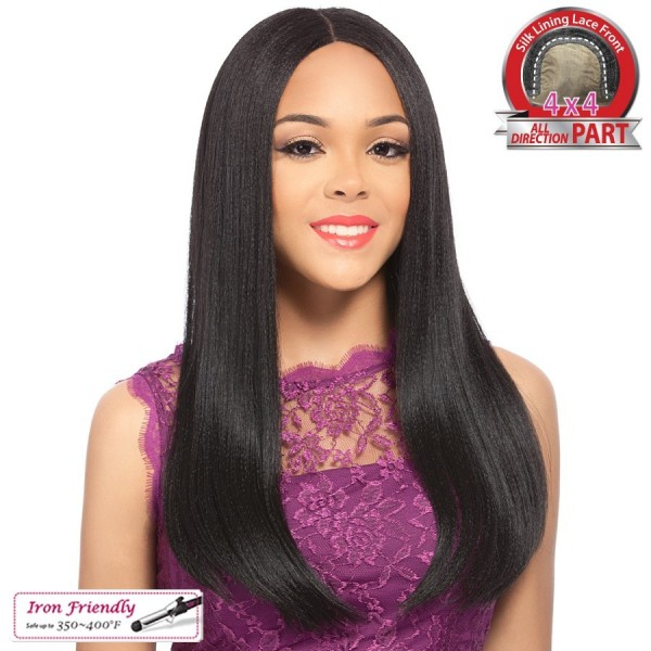 It'S A WIG perruque SWISS LACE SOPRANO (Silk Lining)