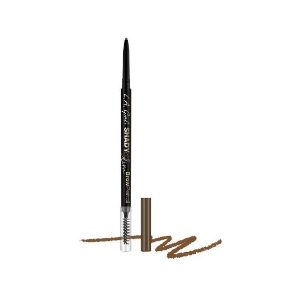 L.A GIRL Crayon à sourcils SHADY SLIM BROW PENCIL 0.8g