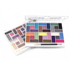 Palette fards paupières 30 COLORS EYESHADOW PALETTE