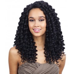 EQUAL perruque PLUSH CURL (Deep Invisible Part) *