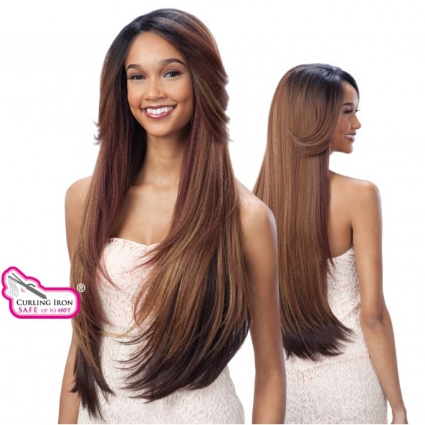 "EQUAL perruque BELIEVE 31"" (Eternity Lace Front)"