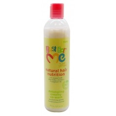 Crème démêlante CO WASH enfants 354ml (Natural Hair Nutrition)