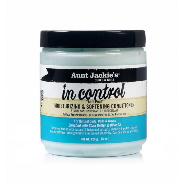 AUNT JACKIE'S Masque adoucissant 426g (in control)