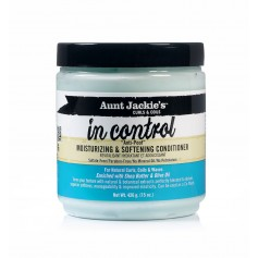 AUNT JACKIE'S Masque adoucissant 426g (in control)