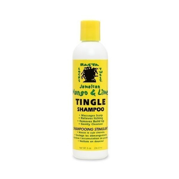JAMAICAN MANGO & LIME Shampooing Stimulant pour Locks & Twists 236ml