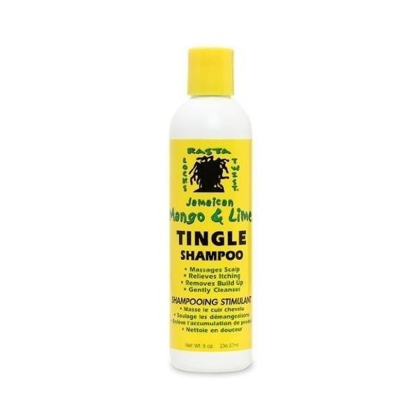 JAMAICAN MANGO & LIME Stimulating Shampoo for Locks & Twists 236ml