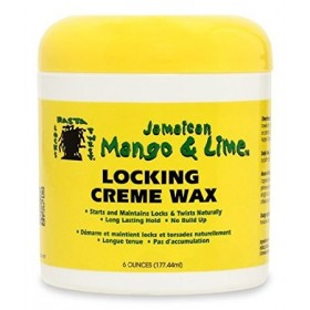 "JAMAICAN MANGO & LIME Crème ""Locking Wax"" 177ml"