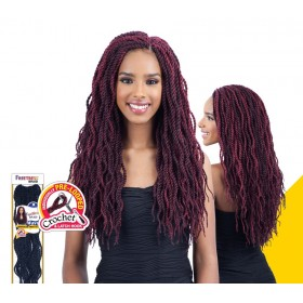 "FREETRESS natte SENEGALESE TWIST 18"" (Loop)"