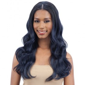 EQUAL open wig BODY WAVE (Oval Part)