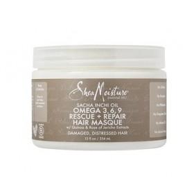 SHEA MOISTURE Masque capillaire SACHA INCHI 354ml
