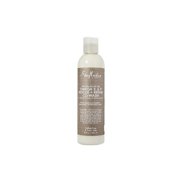 SHEA MOISTURE Co-wash SACHA INCHI 236 ml
